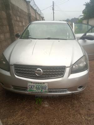 Nissan Altima 2005 2.5 SL Silver | Cars for sale in Rivers State, Port-Harcourt