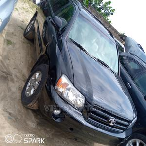 Toyota Highlander 2007 V6 4x4 Black   Cars for sale in Lagos State, Amuwo-Odofin