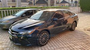 Toyota Camry 2017 Black | Cars for sale in Abuja (FCT) State, Wuse