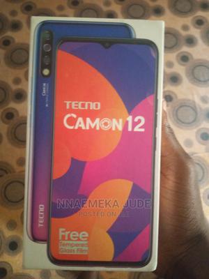 Tecno Camon 12 64 GB Blue | Mobile Phones for sale in Anambra State, Awka