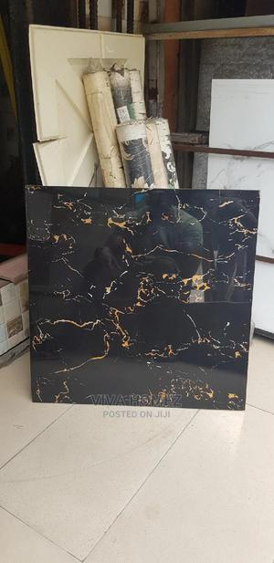 60x60 Floor Tiles Golden Black   Building Materials for sale in Lagos State, Maryland