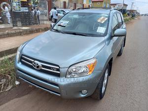 Toyota RAV4 2007 Limited V6 4x4 Gray | Cars for sale in Lagos State, Ifako-Ijaiye