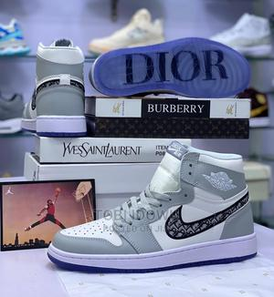 *Nike Air Jordan 1 X Dior High Top Copy Size 41* | Shoes for sale in Oyo State, Akinyele