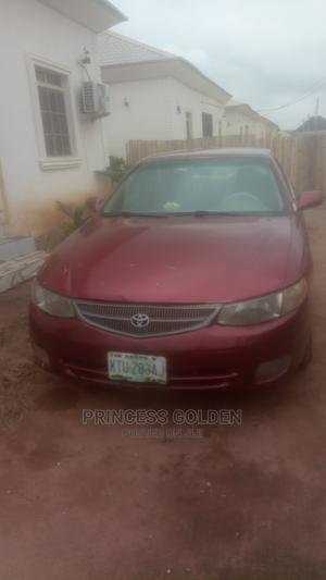 Toyota Solara 2004 Red | Cars for sale in Abuja (FCT) State, Central Business Dis