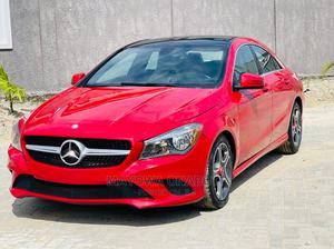 Mercedes-Benz CLA-Class 2015 Red   Cars for sale in Lagos State, Victoria Island