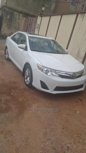 Toyota Camry 2014 White | Cars for sale in Lagos State, Magodo