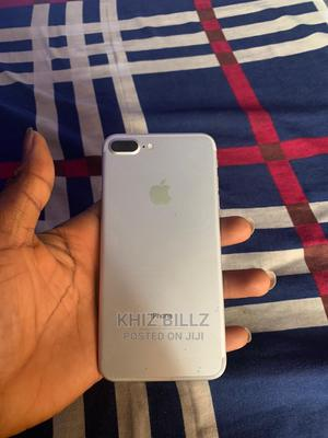 Apple iPhone 7 Plus 128 GB Silver   Mobile Phones for sale in Imo State, Owerri