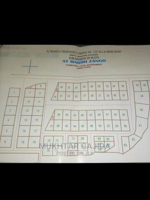 40x40 Plots at Mariri Zango Off Maiduguri Road | Land & Plots For Sale for sale in Kano State, Kumbotso
