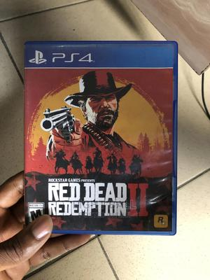 Read Dead Redemption 2 | Video Games for sale in Rivers State, Port-Harcourt