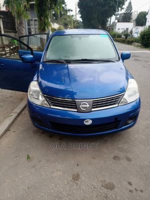 Nissan Versa 2008 1.8 SL Hatch Blue   Cars for sale in Abuja (FCT) State, Central Business Dis