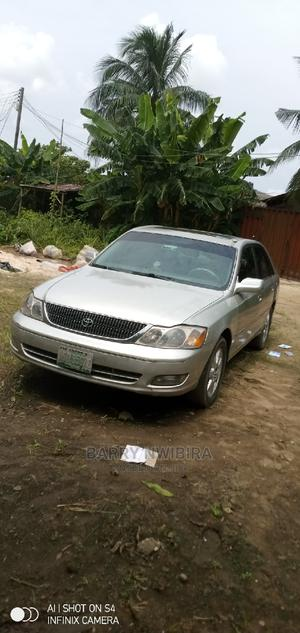 Toyota Avalon 2002 XLS W/Bucket Seats Gray | Cars for sale in Rivers State, Port-Harcourt