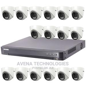 16 Pcs 5 Mp Outdoor Cctv Dvr Surveillance Camera System Kit   Security & Surveillance for sale in Lagos State, Ikeja