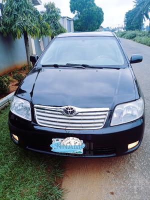 Toyota Corolla 2006 Black | Cars for sale in Abia State, Umuahia