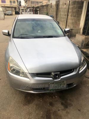 Honda Accord 2005 Automatic Silver | Cars for sale in Lagos State, Gbagada