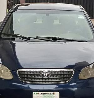 Toyota Corolla 2006 LE Blue | Cars for sale in Lagos State, Alimosho