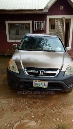 Honda CR-V 2004 Gray | Cars for sale in Abuja (FCT) State, Central Business Dis