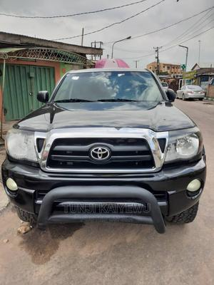 Toyota Tacoma 2006 Black | Cars for sale in Lagos State, Surulere