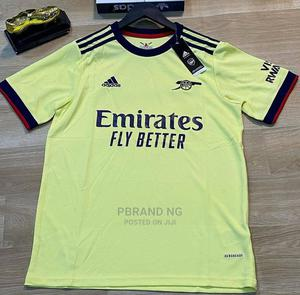 Arsenal Away Jersey 2021/22   Clothing for sale in Ondo State, Akure