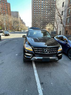 Mercedes-Benz M Class 2013 ML 350 4Matic Black   Cars for sale in Lagos State, Ajah