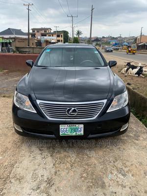 Lexus LS 2009 460 Black | Cars for sale in Lagos State, Egbe Idimu