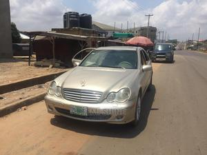 Mercedes-Benz C240 2004 Gold | Cars for sale in Oyo State, Ibadan