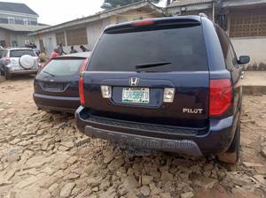 Honda Pilot 2004 Blue | Cars for sale in Lagos State, Egbe Idimu