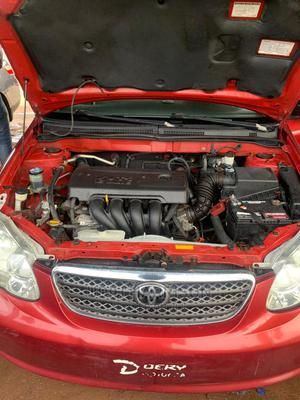 Toyota Corolla 2006 LE Red   Cars for sale in Edo State, Benin City
