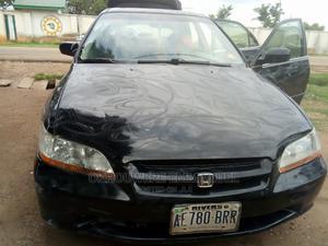 Honda Accord 1999 EX Black | Cars for sale in Kaduna State, Zaria