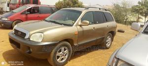 Hyundai Santa Fe 2002 Base FWD Gold | Cars for sale in Kaduna State, Kaduna / Kaduna State