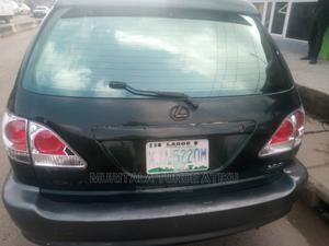 Lexus RX 2002 Black   Cars for sale in Lagos State, Egbe Idimu