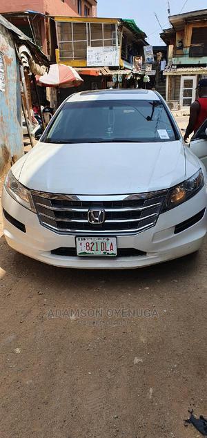 Honda Accord CrossTour 2012 EX White | Cars for sale in Lagos State, Ikorodu