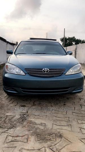 Toyota Camry 2003 Green | Cars for sale in Lagos State, Ikorodu