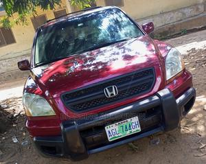 Honda Pilot 2004 EX-L 4x4 (3.5L 6cyl 5A) Red | Cars for sale in Oyo State, Ibadan