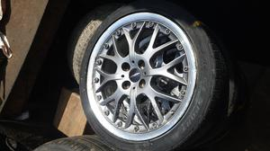 Mini Cooper Sport Rims and Tires | Vehicle Parts & Accessories for sale in Lagos State, Mushin