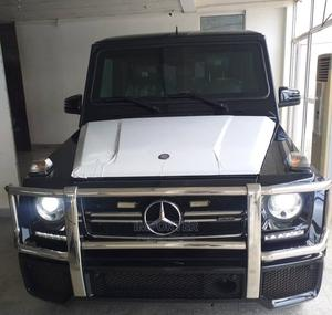 New Mercedes-Benz G-Class 2015 Black | Cars for sale in Abuja (FCT) State, Maitama
