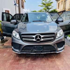 Mercedes-Benz GLE-Class 2017 Gray | Cars for sale in Abuja (FCT) State, Gwarinpa