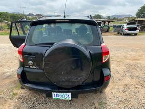 Toyota RAV4 2006 V6 4x4 Black | Cars for sale in Abuja (FCT) State, Dutse-Alhaji