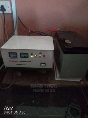 1KVA Inverter System Installation | Solar Energy for sale in Lagos State, Yaba