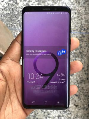 Samsung Galaxy S9 64 GB Black | Mobile Phones for sale in Lagos State, Surulere