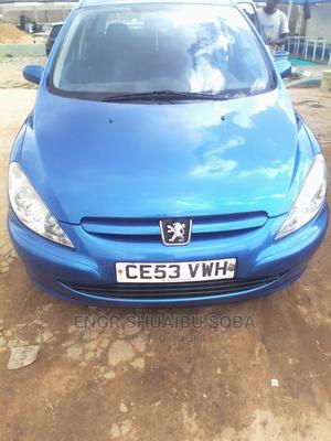 Peugeot 307 2007 1.4 90 Grand Filou Cool Blue | Cars for sale in Kaduna State, Zaria