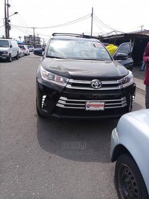 Toyota Highlander 2018 Black | Cars for sale in Lagos State, Ojodu