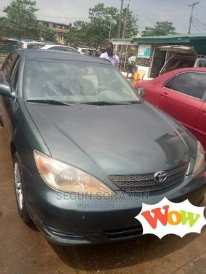 Toyota Camry 2004 Green | Cars for sale in Lagos State, Abule Egba