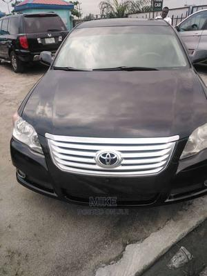 Toyota Avalon 2008 Black | Cars for sale in Rivers State, Port-Harcourt