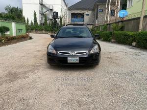 Honda Accord 2007 Black | Cars for sale in Kaduna State, Kaduna / Kaduna State