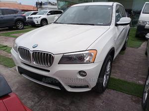 BMW X3 2013 xDrive28i White | Cars for sale in Lagos State, Ajah