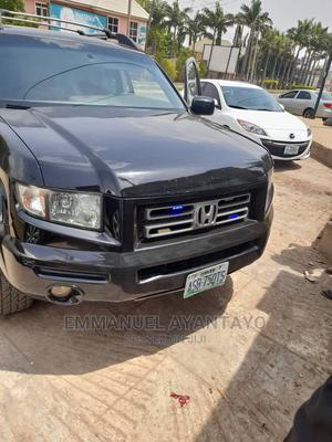 Honda Ridgeline 2006 Black | Cars for sale in Abuja (FCT) State, Jahi