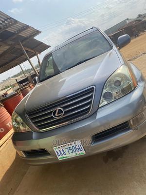 Lexus GX 2003 470 Gray | Cars for sale in Lagos State, Ikorodu