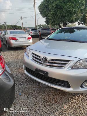 Toyota Corolla 2013 L 4-Speed Automatic Silver   Cars for sale in Enugu State, Enugu