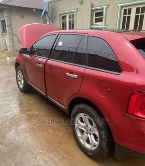 Ford Edge 2012 Red | Cars for sale in Lagos State, Ipaja