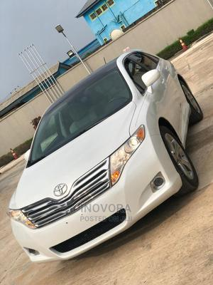 Toyota Venza 2009 V6 White   Cars for sale in Lagos State, Ogba